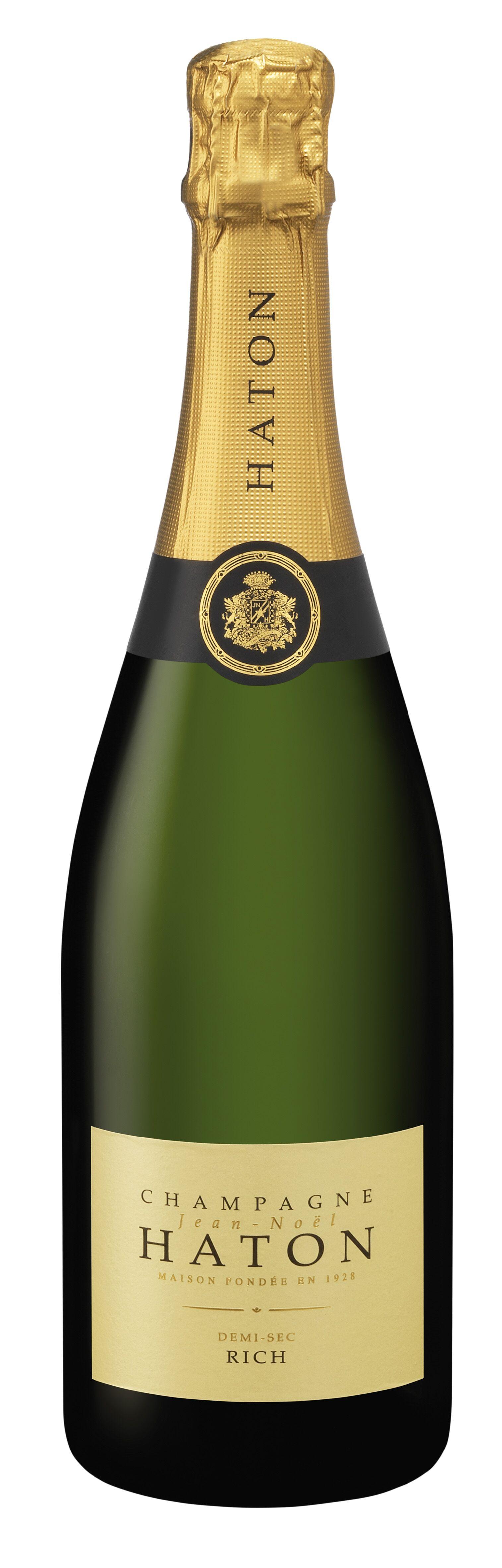 Bílé šumivé víno z oblasti Champagne. Víno je vyrobeno z odrůd Chardonnay, Pinot Noir a Pinot Meunier.